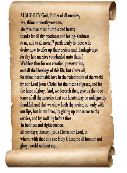 General Prayer Of Thanksgiving.png