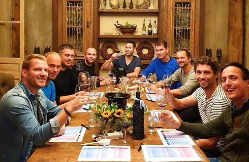 Wijncursus in Breda