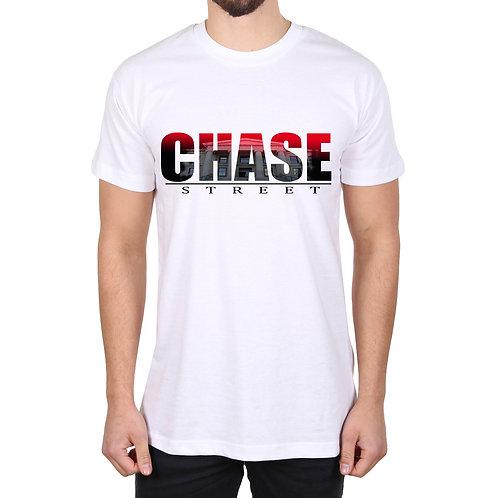 White Chase Street T-Shirt
