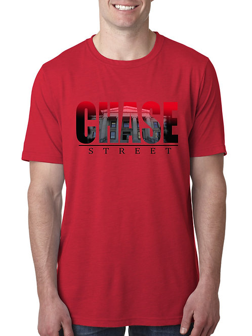 Red Chase Street T-Shirt