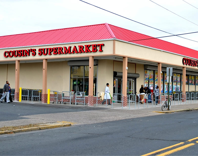 Cousin's Supermarket