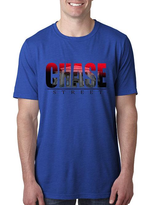 Royal Blue Chase Street T-Shirt