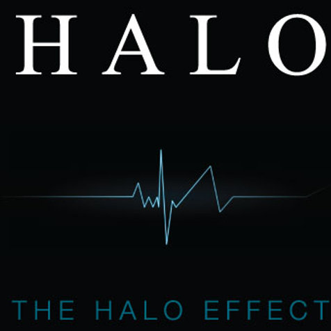 """THE HALO EFFECT"" 15 TRACK MP3 DOWNLOAD ALBUM"