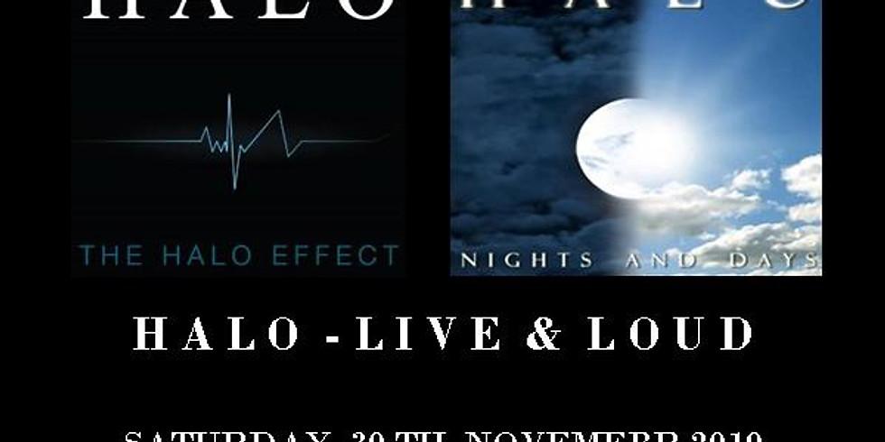 Halo - Live & Loud