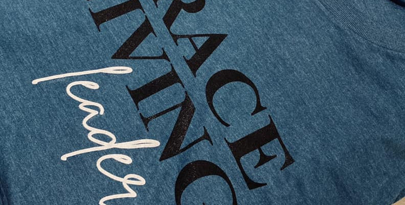 Grace-Giving Leader T-Shirts