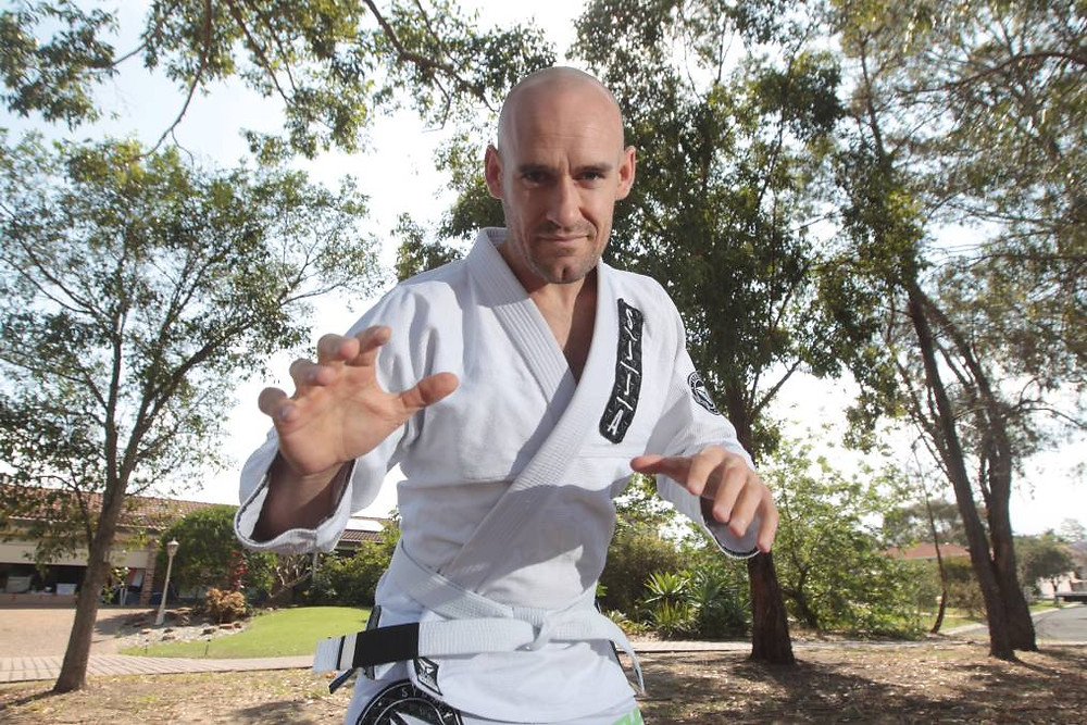 Nathan Waters Jiu-Jitsu Pan Pacs Gold Total Health Performance SJJA