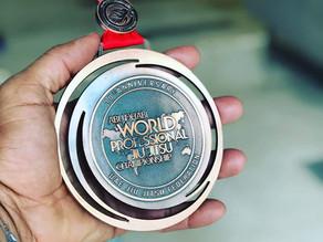 Bronze at Abu Dhabi World Pro Jiu-Jitsu Championship