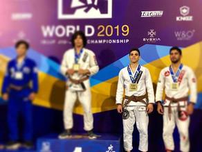 Igor Bronze at IBJJF World Championships