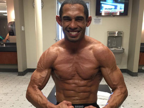 Fast Weight Loss - The Cut for Competition