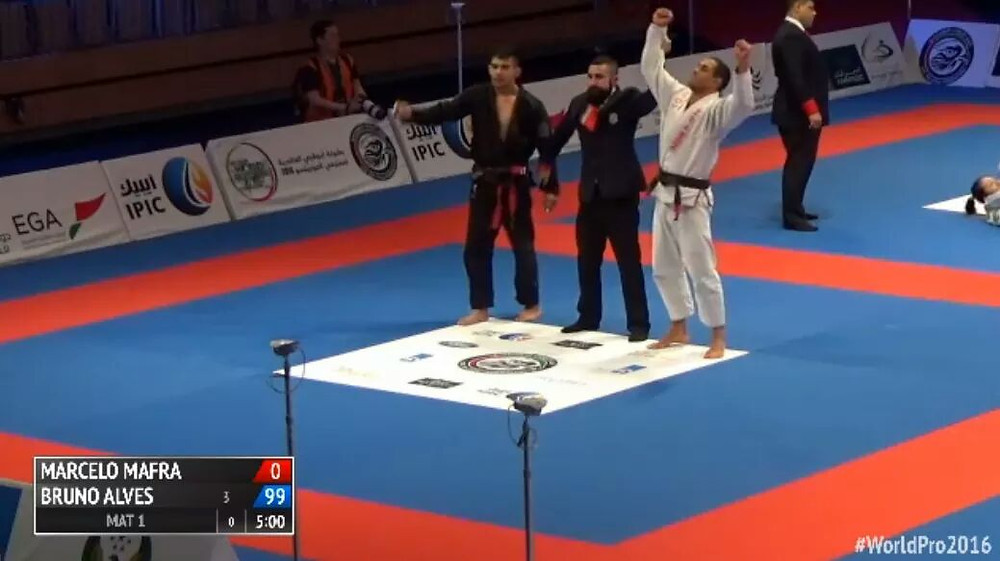 THP Jiu Jitsu Abu Dhabi World Champion Bruno Alves