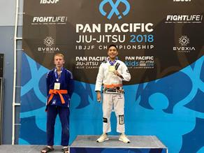 SJJA Crew Smashing it at IBJJF Pan Pacific Jiu-Jitsu Championship