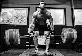Dmitry Klokov deadlift THP Total Health Performance