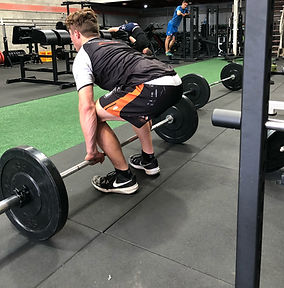 Strength Training Narellan THP Total Health Performance