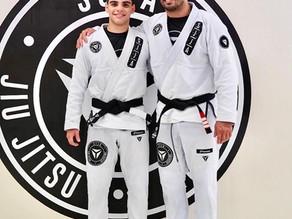 Igor Almeida Black Belt