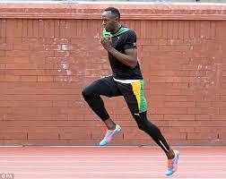 Usain Bolt THP