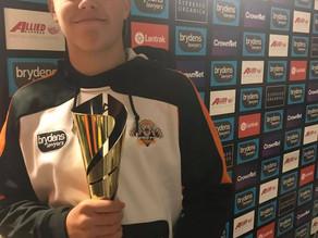 Rising Talent Award - Western Suburbs Magpies