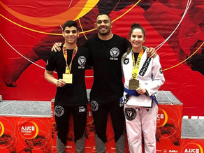 Australian National Jiu-Jitsu Champion