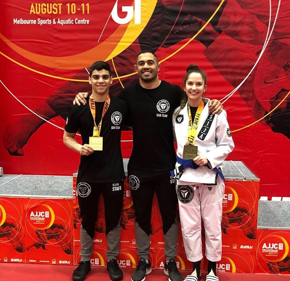SJJA Jiu-Jitsu Total Health Performance Narellan Crows Nest National Champion