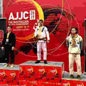 Igor Almeida Gold Australian Nationa Jiu-Jitsu Championship Total Health Performance SJJA Narellan Crows Nest