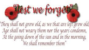 Remembrance Day - Greatest Respect