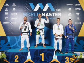 Bruno Alves – World Masters Champion 2016