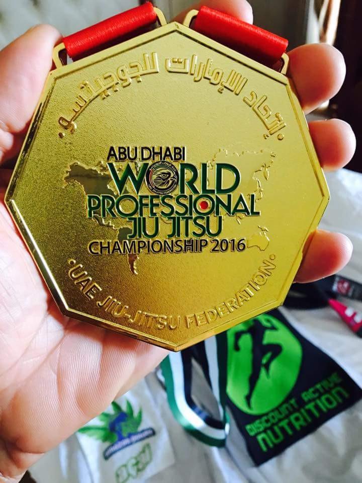 THP Bruno Alves World Champion