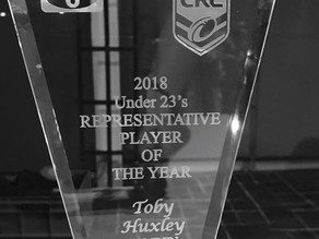 Group 6 Representative Player of the Year