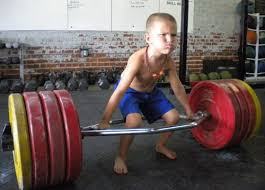 Kids Strength training thp total health performance