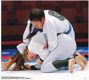 Samantha Garces Jiu-Jitsu World Champion SJJA Total Health Performance World Champion Campbelltown, Camden, Narellan, Ingleburn, Crows Nest