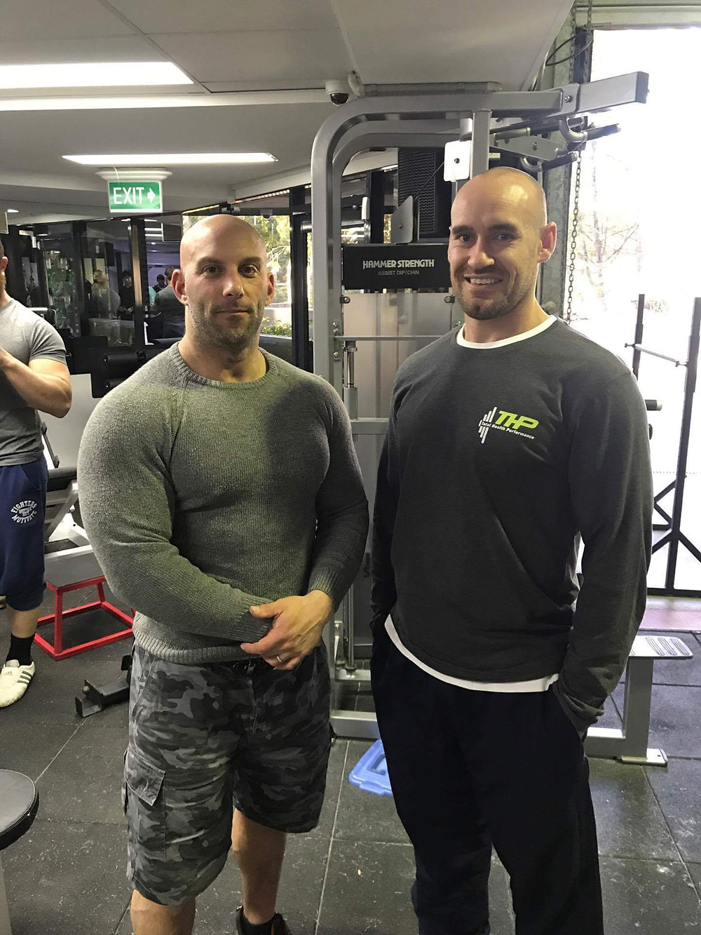 Christian Thibaudeau Program Design Seminar Sydney Total Health Performance Nathan Waters