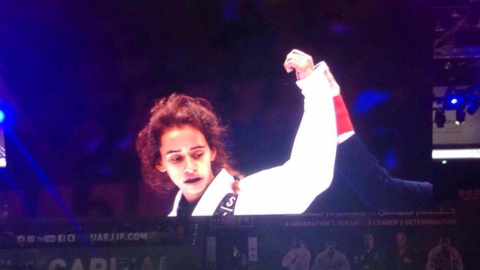 SJJA Jiu-Jitsu Total Health Performance Athlete Tamara Abu Dhabi World Pro Crows Nest, Camden, Campbelltown, Narellan, Ingleburn