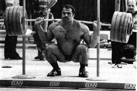 Foot Position in the Squat