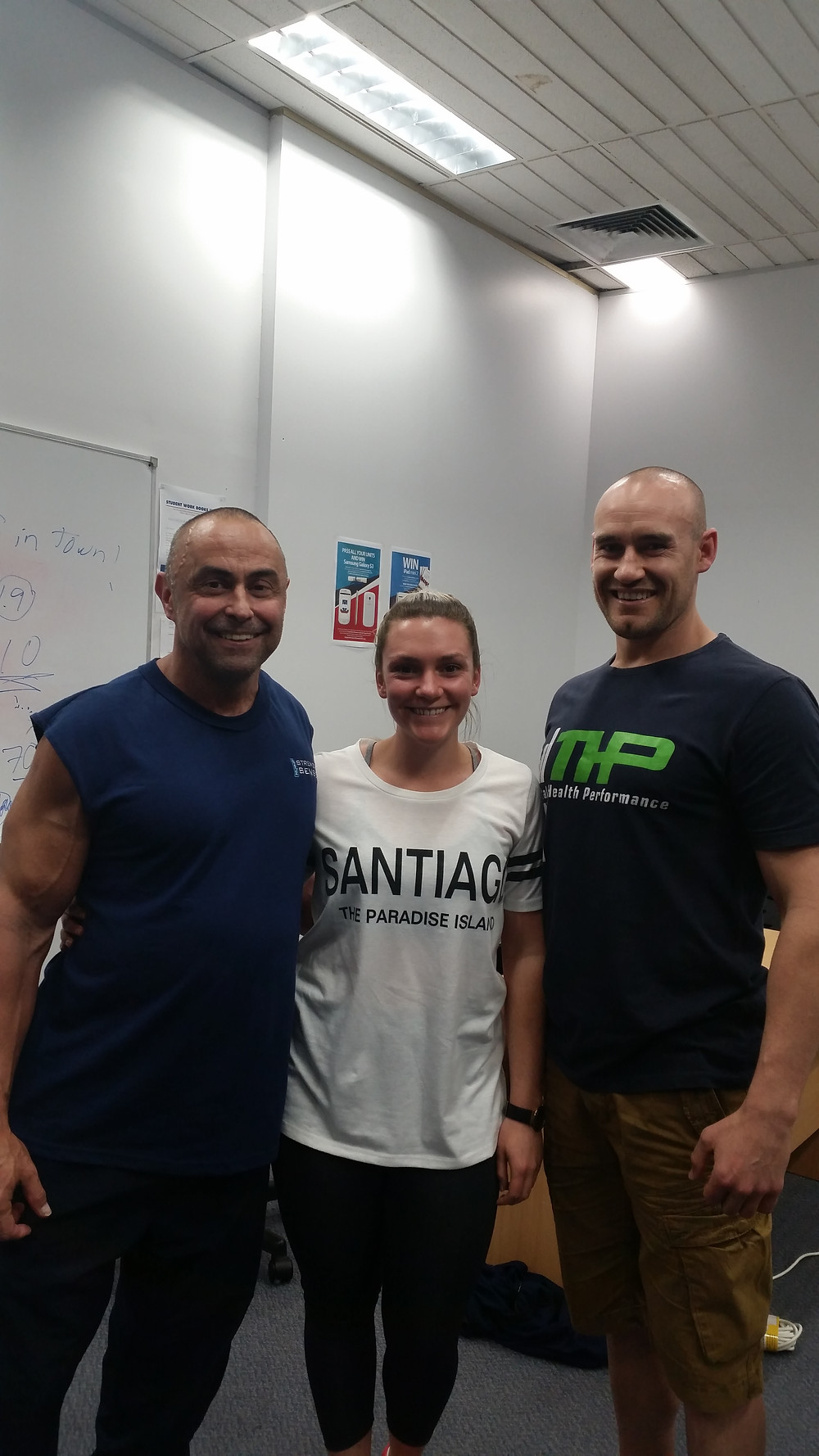 Charles Poliquin, Gemma Smith, Nathan Waters. BioPrint 2015.
