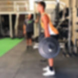 Rugby League Strength Coach Narellan THP Total Health Performance