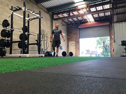 THP Total Health Performance Gym Narellan