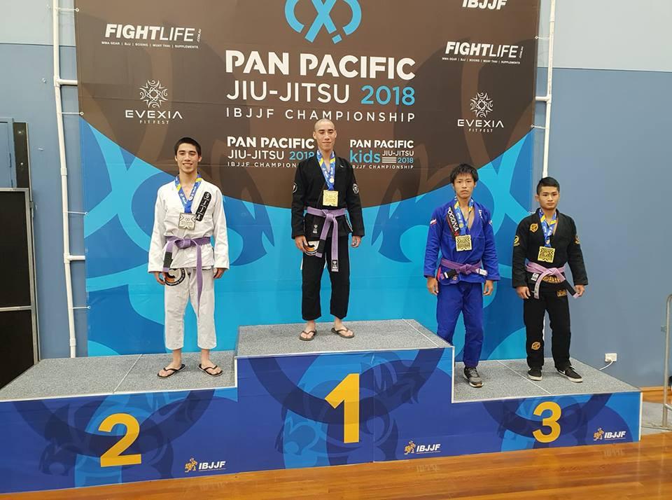 Blanch Brothers Gold and Silver Pan Pacs Jiu Jitsu SJJA Total Health Performance Camden Narellan Campbelltown Ingleburn