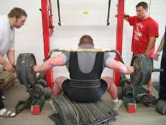 Box Squat Total Health performance personal trainer