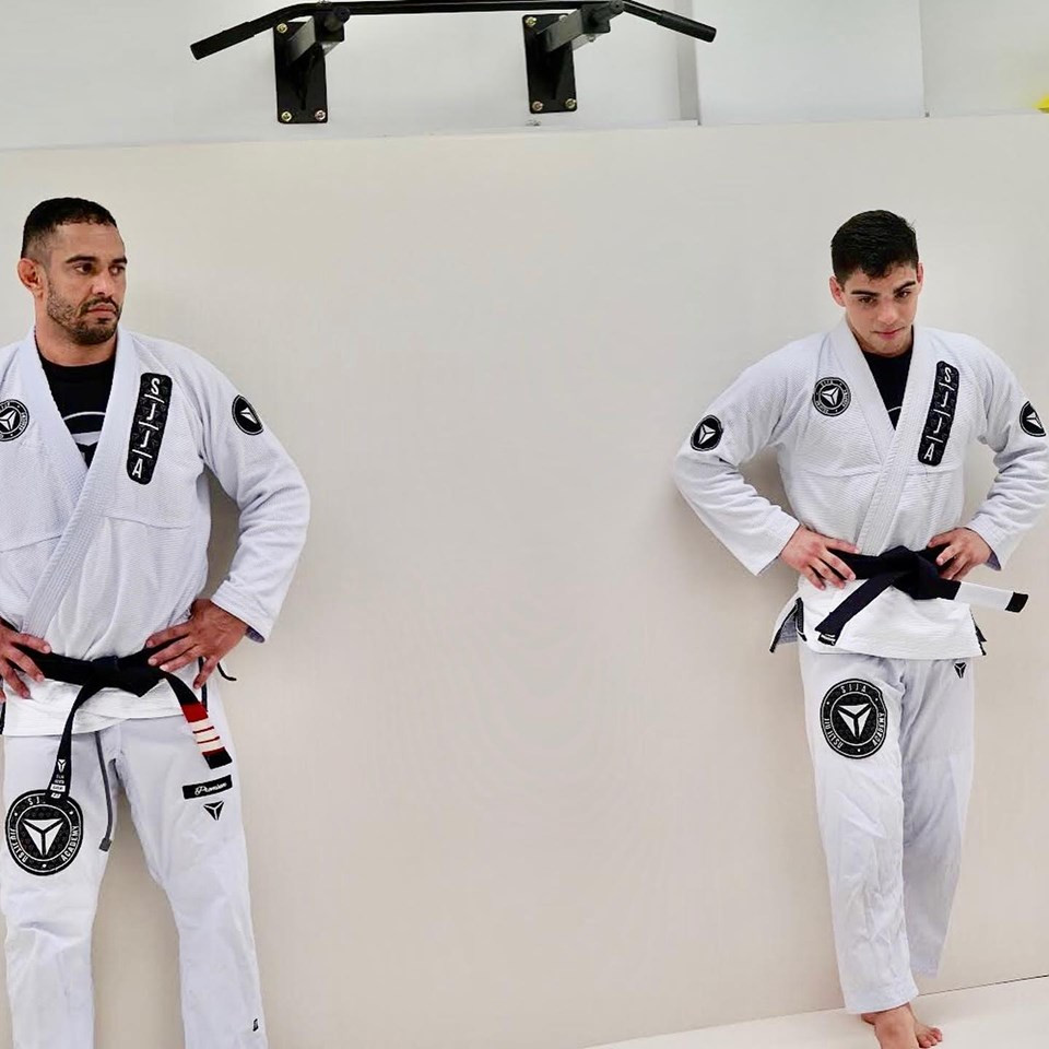 Bruno Alves Igor Almeida Black Belt Jiu-Jitsu SJJA Total Health Performance