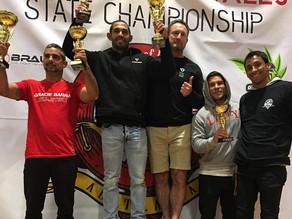 Sydney Jiu Jitsu Academy Overall Winners at State Championships