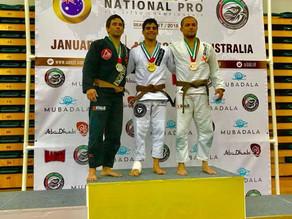 UAEJJF National Pro Jiu-Jitsu Champion