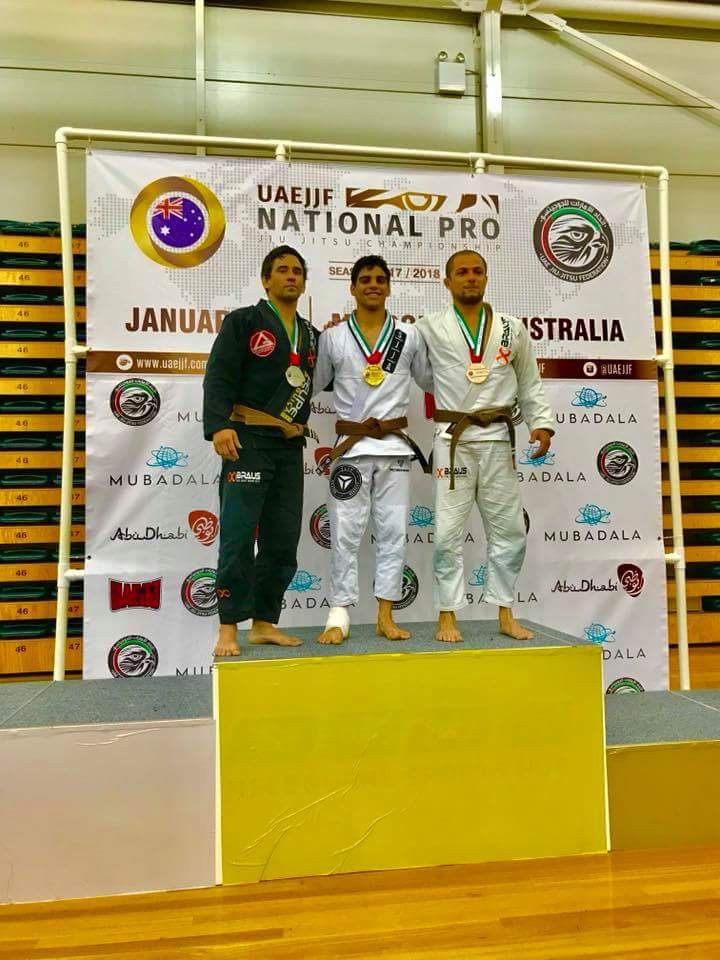 Igor Almeida National Pro Jiu-Jitsu Champion SJJA Total Health performance crows nest, camden, Ingleburn, Narellan, Campbelltown
