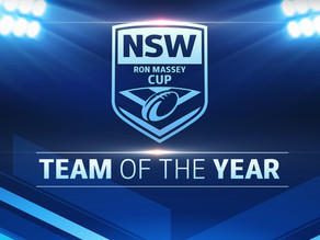 Ron Massey Cup Team Of The Year 2017