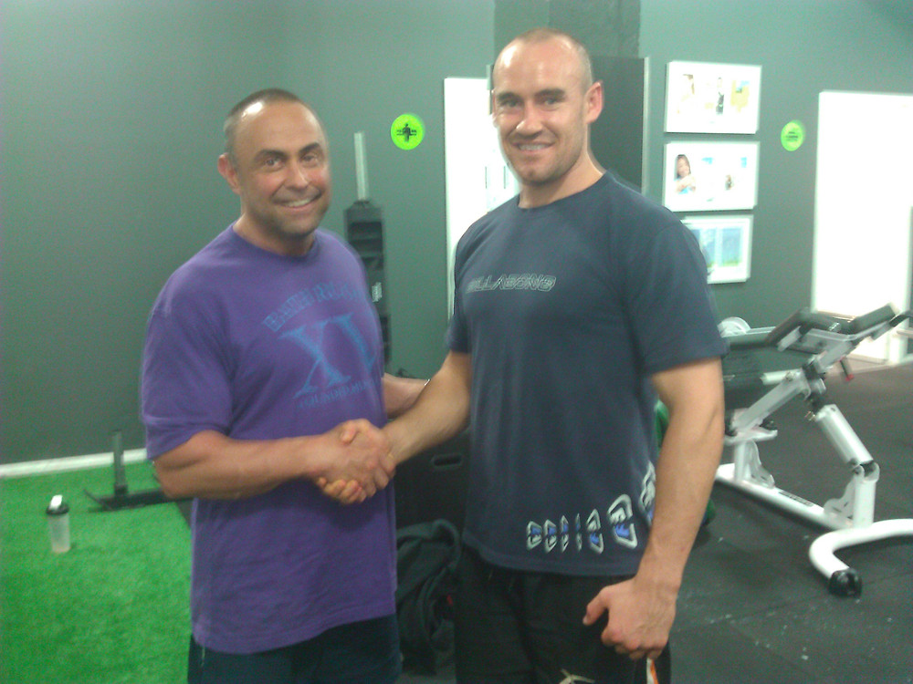Charles Poliquin and Nathan Waters Hypertrophy Bootcamp 2013 Sydney Strengthsenei Total Health performance Narellan Camden