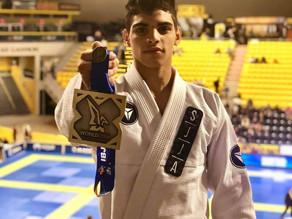 Bronze at IBJJF Worlds - Jiu Jitsu