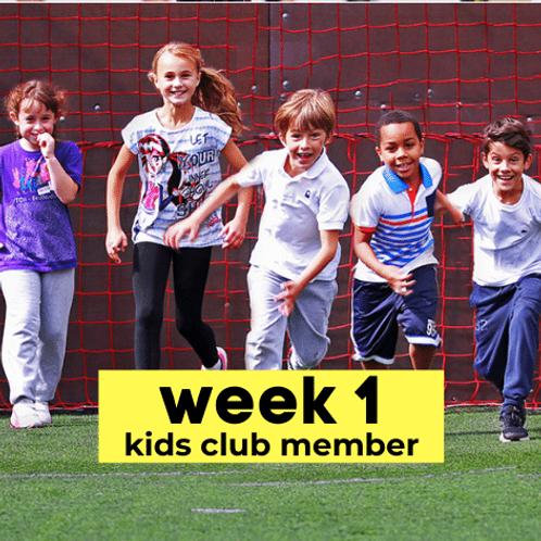 Sportsmania • Mon 2nd – Fri 6th August - Kids Club Members Only