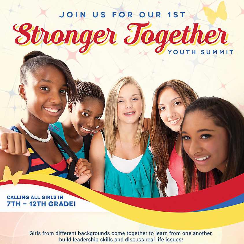 Stronger Together Youth Summit (10.27.18)