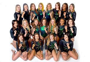 2018 Sac State Girls Gymnastics Team .jp