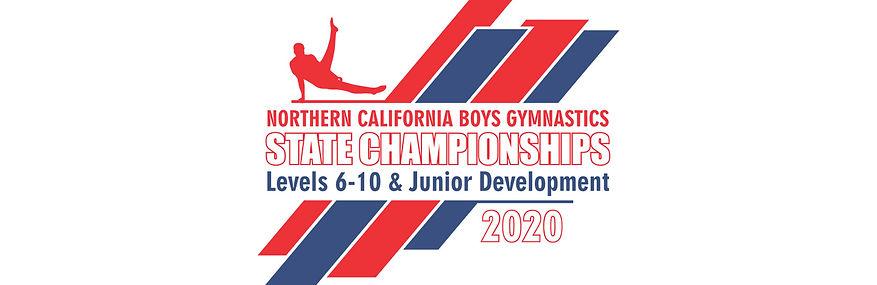 Northern California boys state 2020 logo