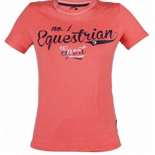 t-shirt vegas coral