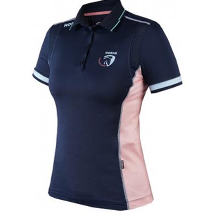 Shirt Naya Blue and Pink